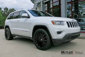 rhino jeep jeep grand cherokee with 22in black rhino kruger wheels
