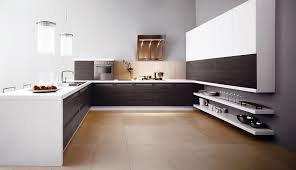 Small Modern Kitchen Design Ideas White And Brown Kitchen Pictures Outofhome