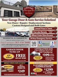 Overhead Door Warranty by Overhead Door Coupons Resource Center Helpful Tips U2013