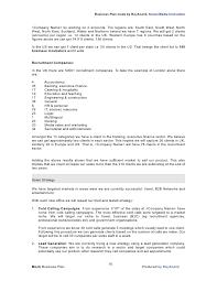 business plan template to u0027grow a business u0027