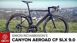 simon richardson u0027s canyon aeroad cf slx 9 0 youtube