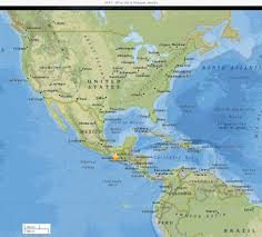 chiapas mexico map preliminary simulation of the tsunami from the 2017 mexico earthquake