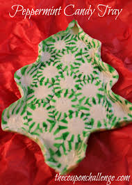 peppermint candy crafts i how to make a peppermint candy bowl