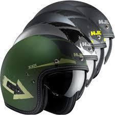 hjc motocross helmet hjc fg 70s tales jet helmet buy cheap fc moto
