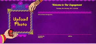 hindu invitation free hindu engagement invitation cards invitation card