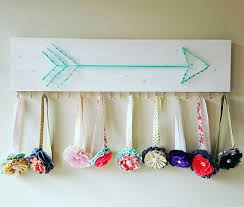 baby headband holder bohemian baby headband holder and useful organizer idea for