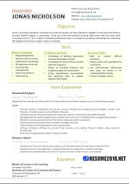 resume samples canada accounting clerk resume samples canada and finance analyst