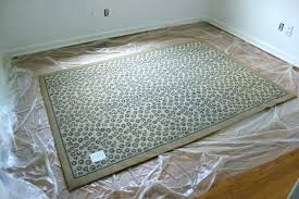 Stop Area Rug From Sliding On Carpet Keep Rug From Sliding On Carpet An Anti Slip Safety Underlay For