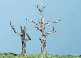 metal tree trunk armature kit dead trees 5 model railroad tree