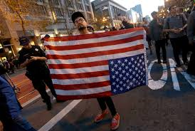 How To Dispose Of An American Flag When Torn America U0027s Divisions Have Led To A Civic War Civil Wars Us News