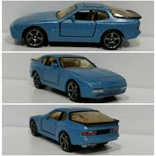 custom porsche 944 3inchdiecastbliss custom matchbox porsche 944 turbo
