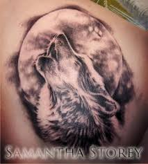 howling wolf meaning pictures to pin on tattooskid
