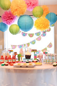 Birthday Decoration Ideas For Kids At Home A Sweet Cupcake Birthday Party Anders Ruff Custom Designs Llc