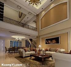 duplex home interior design living room modern interior design renderings qiangbu