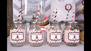 Baby Showers Decorations by Good Ladybug Baby Shower Decorations Youtube