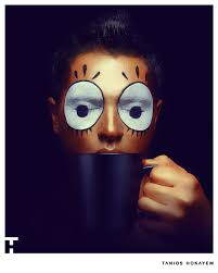 Artistic Coffee Artistic Makeup U2014 Tanios Hokayem Artistic Beauty U0026 Special