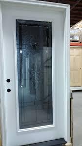 back door glass exterior doors with glass insert exterior doors with glass in