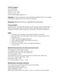 sample pr resume best hospital housekeeping resume with bachelors of science in fullsize related samples to best hospital housekeeping resume