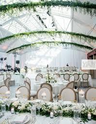 modern indoor garden wedding in montreal elegantwedding ca