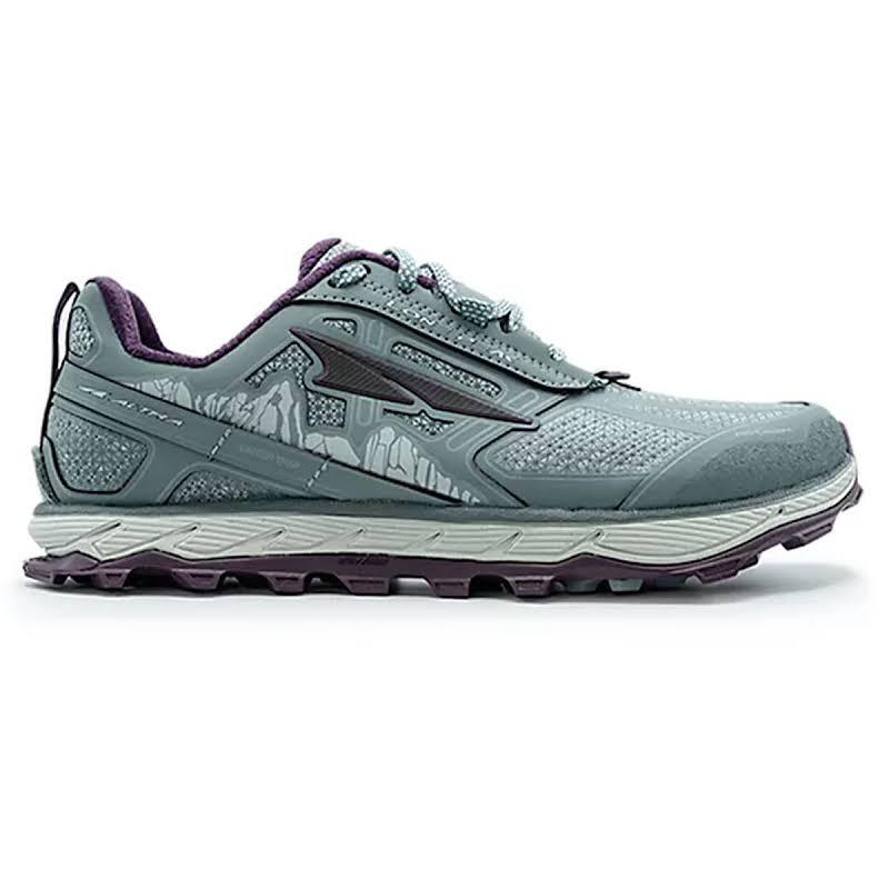 Altra Footwear Lone Peak 4.0 Low RSM Trail Running Shoe, Adult,