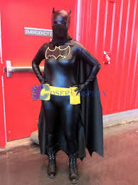 batman cosplay costume black zentai cosercosplay com