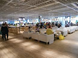 story gallery ikea downsizes with experimental store format
