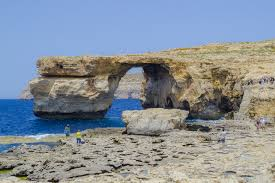 Azure Window by How I Spent A Day On The Island Of Gozo
