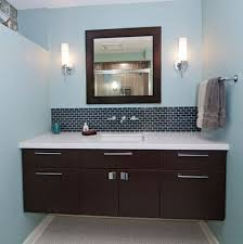 Floating Sink Cabinets And Bathroom Vanity Ideas - White cabinets bathroom design