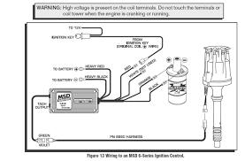 msd 6al wiring diagram mallory unilite distributor 3 wire inside