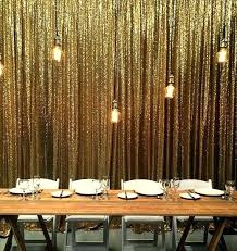 gold backdrop curtain glitter gold sequin backdrop x embroidery sequin fabric curtain for wedding photo booth party photography backdrop in curtains from