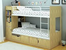 Bunk Bed With Storage Stairs Storage Loft Bed Bunk Bed With Storage Oak Storage Bunk Beds Bunk