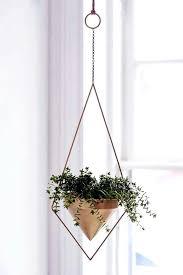 modern hanging planters hanging planters indoor krepim club