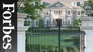 Stone Mansion Alpine Nj Floor Plan by Inside Alpine U0027s 68 Million Home Forbes Youtube