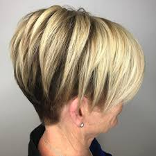 90 classy and simple short hairstyles for women over 50 undercut