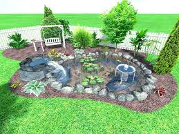 Backyard Beach Design Photo  Design Your Home - Backyard beach design