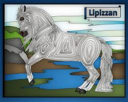 lipizzan horse coloring pages 3 full sized horse coloring pages
