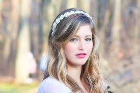 hair styles with rhinestones bridal headbands unique wedding hair accessories rhinestones
