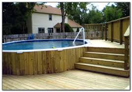 gallery small pool deck plans diy home design u0026 furniture