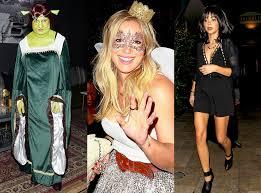 Fiona Halloween Costume Stars Celebrate Halloween Early Colton Haynes Shrek U0027s
