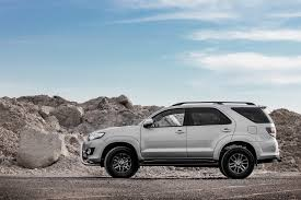 driven toyota fortuner epic