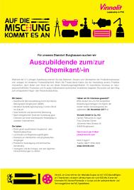 Bad Burghausen Job Auszubildende Zum R Chemikant In Burghausen Rosenheimjobs De