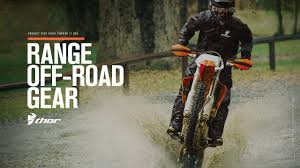thor motocross gear nz thor mx range off road gear youtube