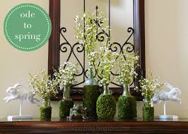Spring Decorating Ideas For The Home Home A Little Spring Decor