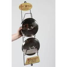 cuisine familiale cuisine familiale pan lid holder black country metal works