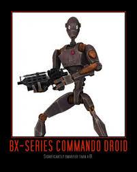 Droid Meme - commando droid by onikage108 on deviantart