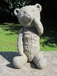 14 best teddy garden statues images on garden