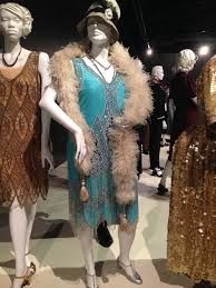 viewing costumes from tv at the fidm museum la explorer