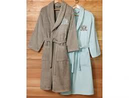 robe de chambre homme luxe peignoir sélection de peignoirs de bain linvosges