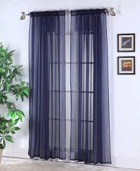 Sheer Navy Curtains Navy Sheer Curtains Search S New House