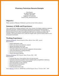 Resume Templates Canada Free Pharmacy Technician Resume Template Saneme